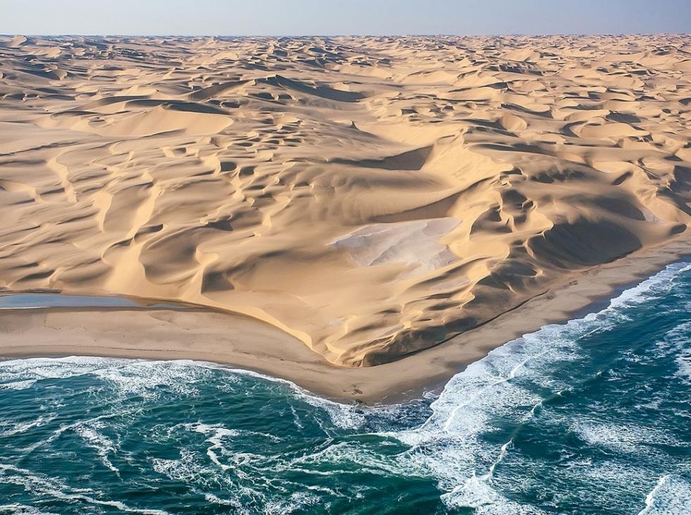 10 اقیانوس نفس گیر