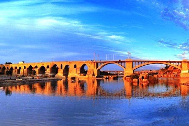 لزوم صیانت مردم از پل باستانی دزفول، خیران به بازسازی پل ورود نمایند