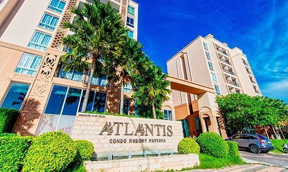 هتل آتلانتیس جومتین پاتایا