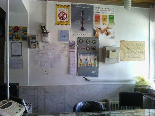3 مرکز جامع سلامت روستایی شرق مازندران به بهره برداری رسید