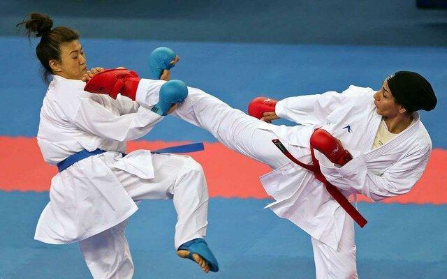 صعود حمیده عباسعلی به فینال کاراته سری آ ترکیه ، 6 نماینده ایران حذف شدند