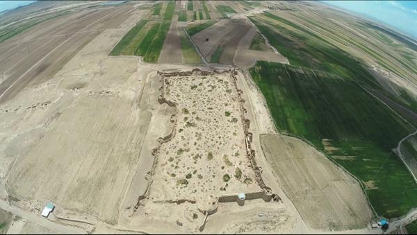 ردپای حمله مغول در شهر تاریخی بلقیس اسفراین