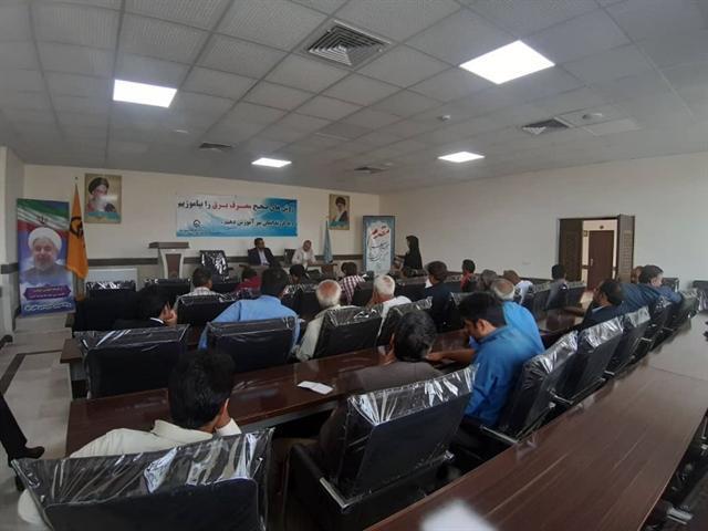 کارگاه توانمندسازی انجمن های میراث فرهنگی در شهر خلیل آباد خراسان رضوی برگزار گردید