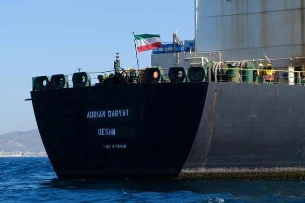 اسپر: گزینه توقیف نفتکش ایرانی روی میز است!