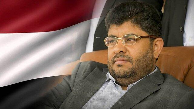 انصارالله: اذعان امارات به حملاتش به تروریست ها تاکیدی بر عدم مشروعیت ائتلاف عربی است