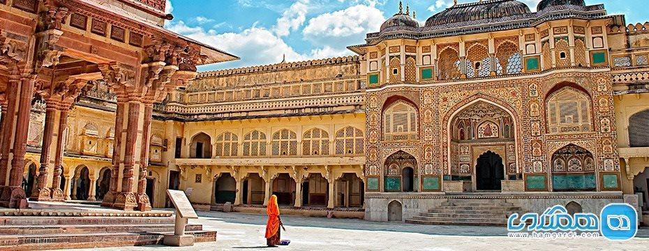سفر به قصرها و معبدهای مشهور در هند