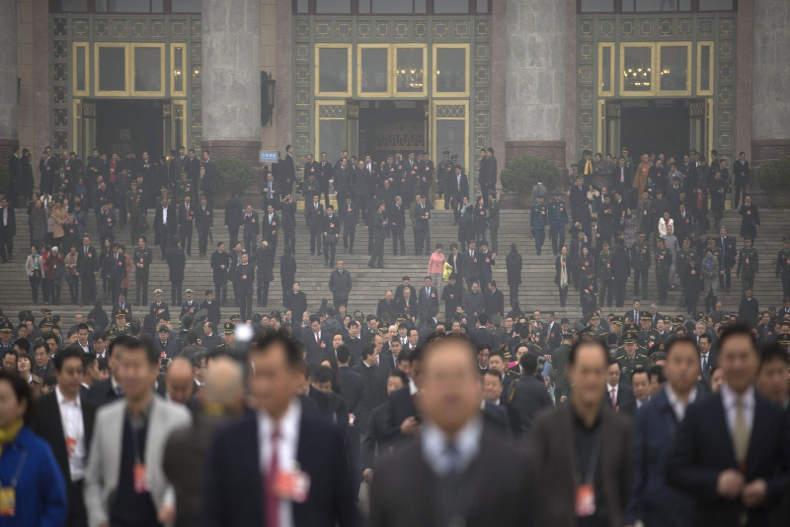 ممنوعیت ورود گردشگر به یک محله تاریخی در پکن