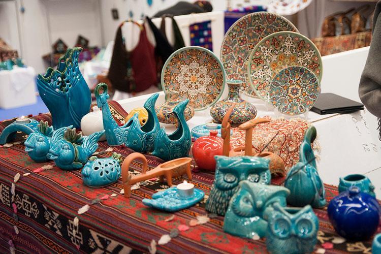 ایران در بیستمین نمایشگاه صنایع دستی ایتالیا حاضر می شود
