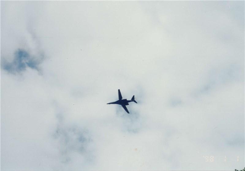 گشت زنی هواپیماهای شناسایی آمریکا بر فراز کشتی نجات در دریای عمان