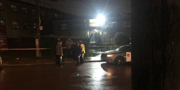 تیراندازی در تورنتو کانادا