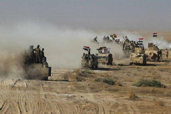 عملیات ارتش عراق در استان صلاح الدین، هلاکت 10 عنصر تکفیری