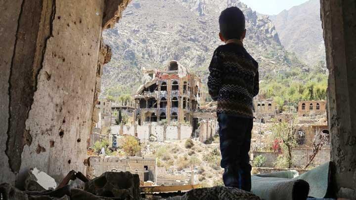 یمن چگونه درمان می شود؟