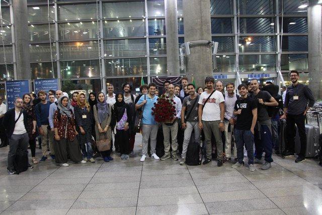ارکستر جوانان دنیا به تهران وارد شد
