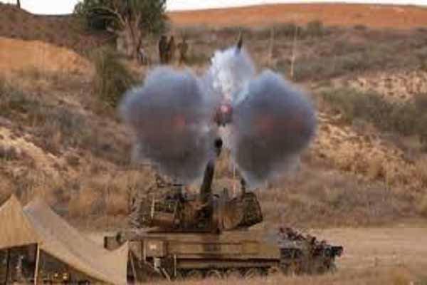 حملات توپخانه ای گسترده رژیم سعودی به الحدیده یمن