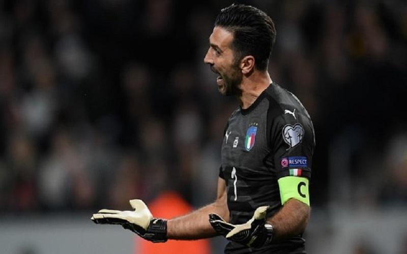 بازگشت بوفون به تیم ملی ایتالیا