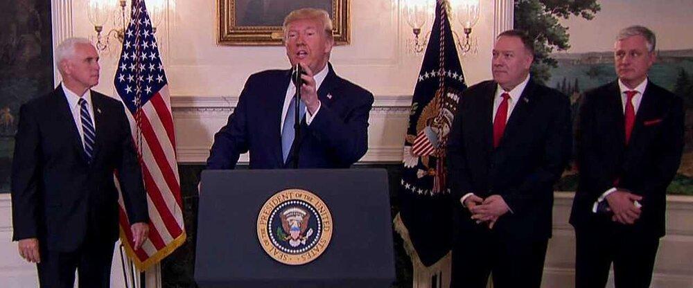 ترامپ: آتش بس در شمال سوریه دائمی است، تحریم ترکیه را برداشتیم