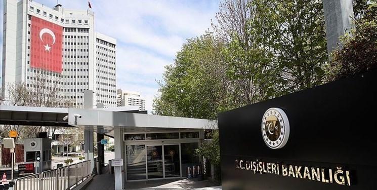 واکنش آنکارا به قطعنامه های ضد ترکیه ای مجلس نمایندگان آمریکا