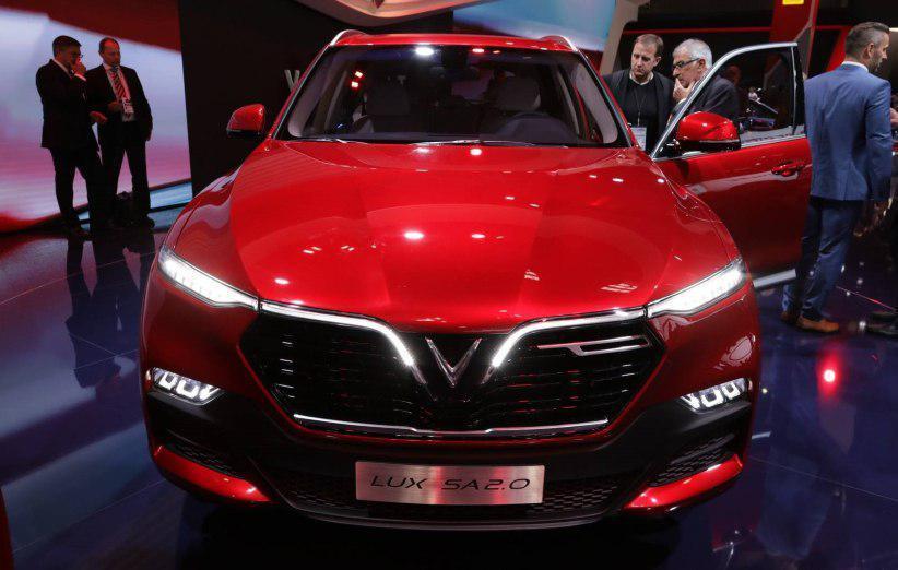 اولین خودرو ساخت ویتنام با تکنولوژی BMW وارد بازار آمریکا می گردد