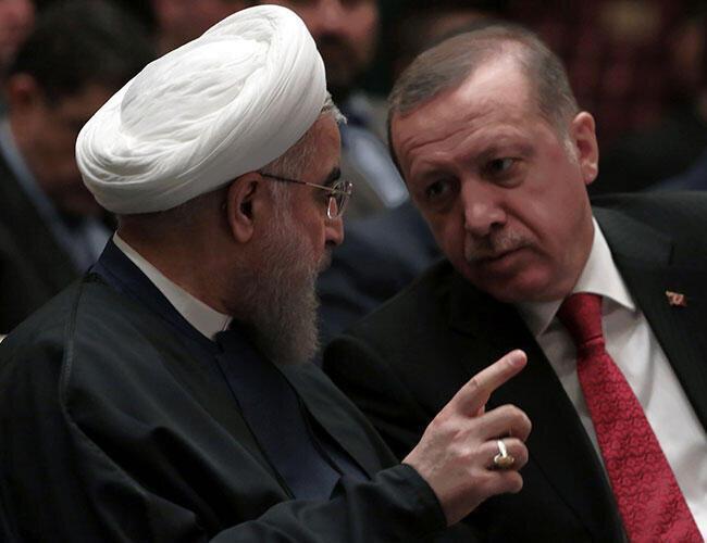 اردوغان از چه عصبانی است؟