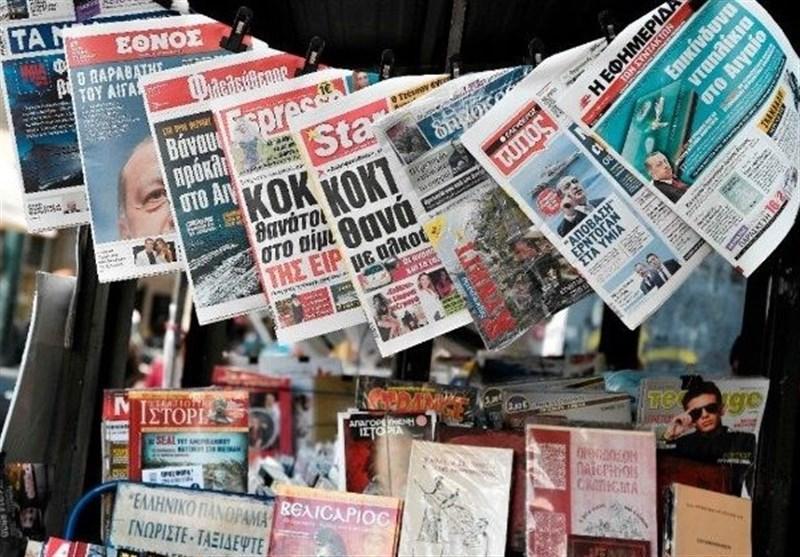نشریات ترکیه در یک نگاه، ترکیه 11 داعشی را به فرانسه بازمی گرداند، ملاقات 60 دقیقه ای اردوغان و بارزانی