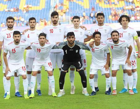 ترکیب تیم ملی امید مقابل چین تعیین شد