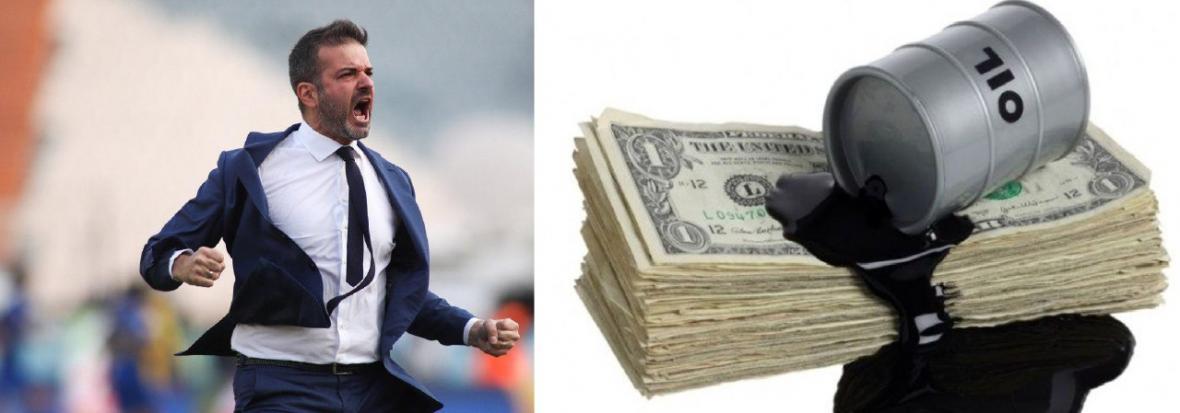 رد پرداخت دستمزد استراماچونی توسط یک شرکت پتروشیمی، ابهام تامین رقم کلان دستمزد مربی استقلال توسط فدراسیون فوتبال