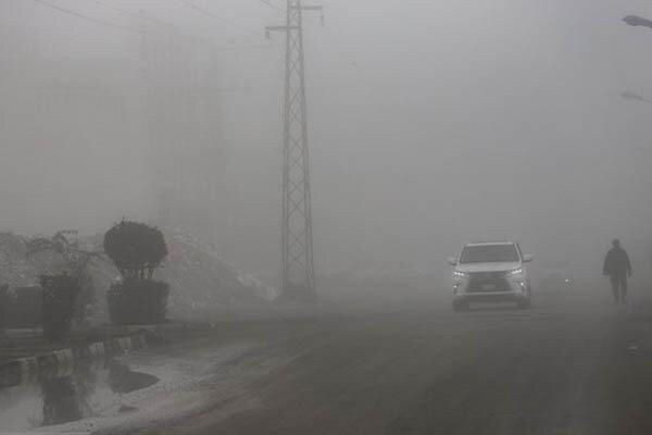 خوزستان، یک شنبه 24 آذر مه آلود است