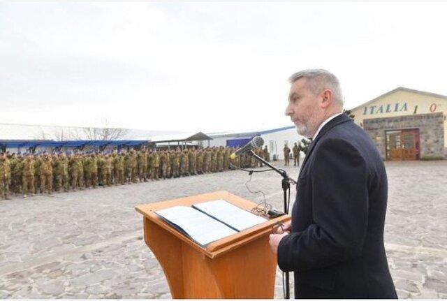 ایتالیا متعهد حضور نیروها و حمایت از افغانستان شد