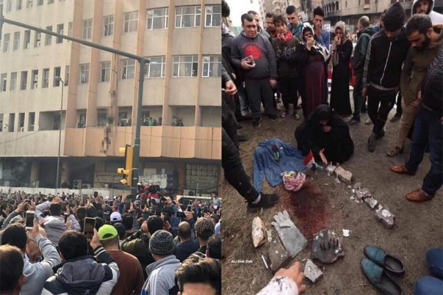 بازداشت 5 متهم جنایت هولناک میدان الوثبه بغداد