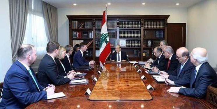 هیل: دولت لبنان را به اجرای اصلاحات تشویق می کنیم