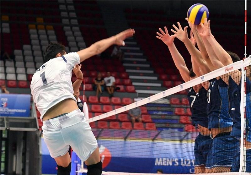 والیبال جوانان آسیا، تایلند حریف ایران در نیمه نهایی شد