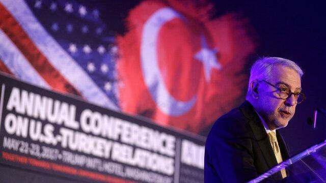سفیر ترکیه: انگیزه های سیاسی در پس مواضع کنگره آمریکاست