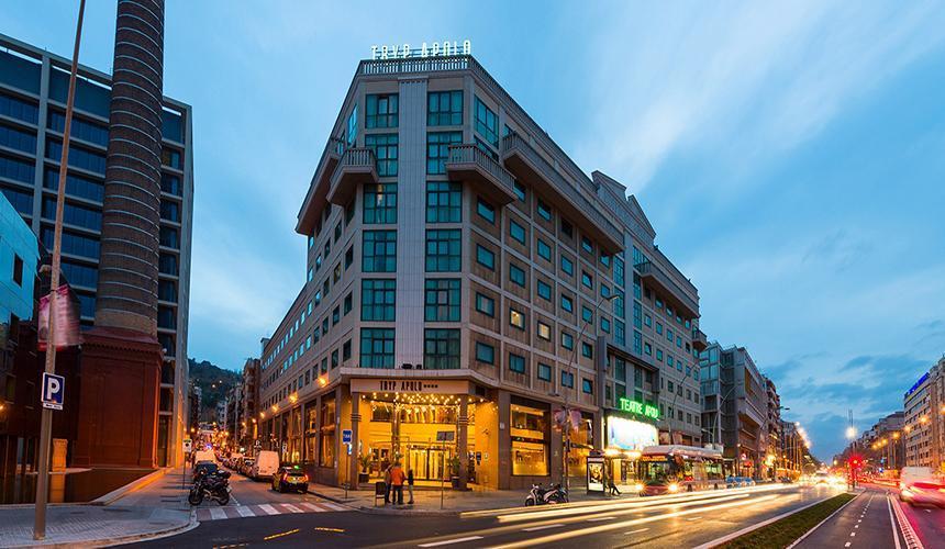 محبوبترین هتل های اسپانیا کدامند؟