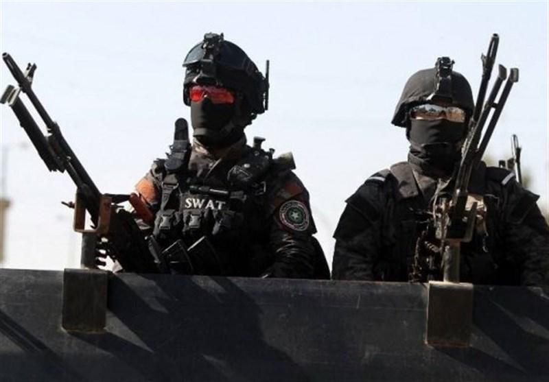 عراق ، متلاشی شدن یک باند تروریستی خطرناک