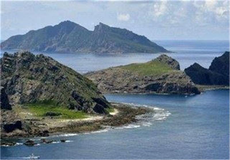 دور جدیدی جنگ لفظی چین و ژاپن بر سر جزایر مورد اختلاف