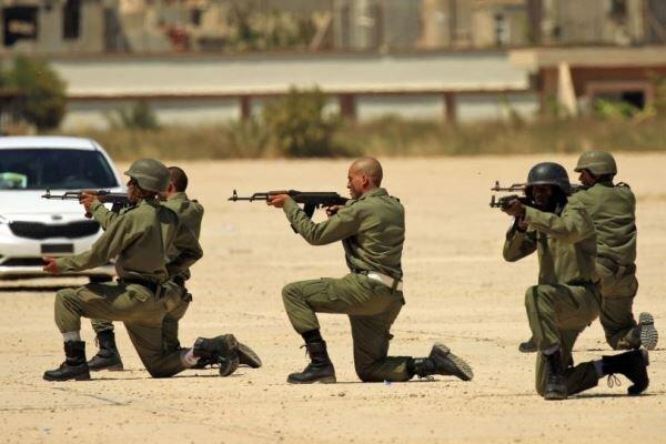 خلیفه حفتر با آتش بس لیبی موافقت کرد