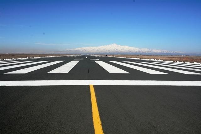 سطح فرودگاه های بین المللی با آسفالت های گرافنی ارتقا می یابد