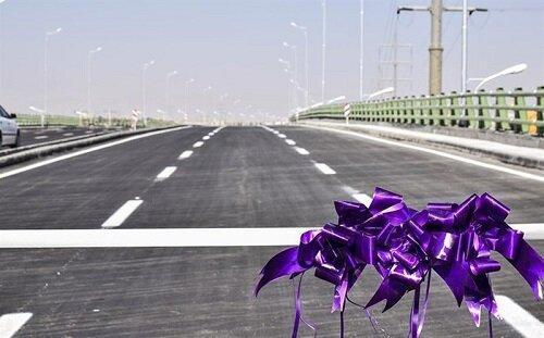 بهره برداری از 43 کیلومتر راه در آذربایجان غربی
