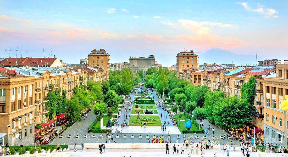 ایروان ، پایتخت ارمنستان