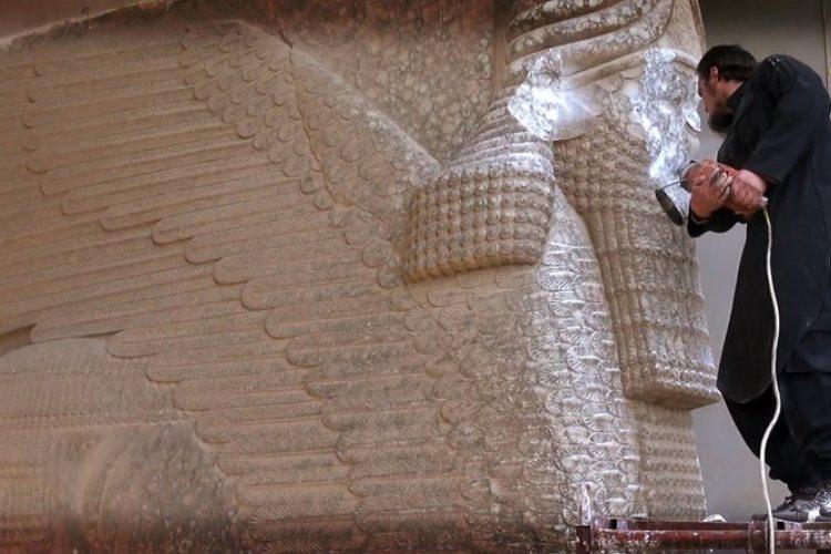 طرح رییس موزه لوور برای حفظ آثار تاریخی جهان