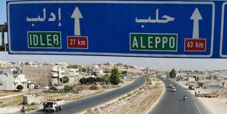 ارتش سوریه وارد شیخ علی در غرب بزرگراه حلب-دمشق شد