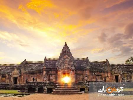 پارک تاریخی فانوم رانگ؛از مشهورترین جاذبه های تایلند، عکس