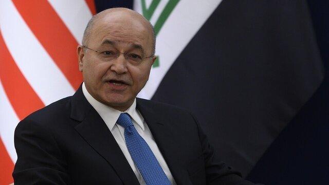 برهم صالح رایزنی ها برای تعیین جانشین محمد علاوی را آغاز کرد