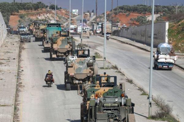 تلفات جدید ارتش ترکیه در ادلب: پنج نظامی کشته و زخمی شدند