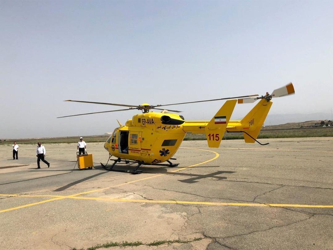 اعلام آمادگی فرودگاه پیغام برای خدمت رسانی به اورژانس هوایی کشور