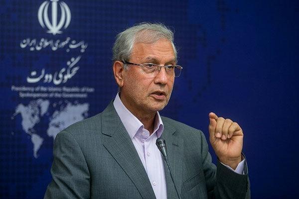 سخنگوی دولت هم شایعه قرنطینه تهران را تکذیب کرد