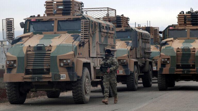 خبرنگاران دومین گشت زنی مشترک روسیه و ترکیه در شمال غرب سوریه