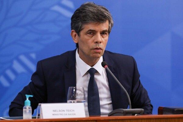 وزیر بهداشت جدید برزیل هم کناره گیری کرد