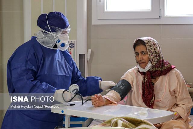 ترخیص 310 بیمار کرونایی از بیمارستان های زنجان