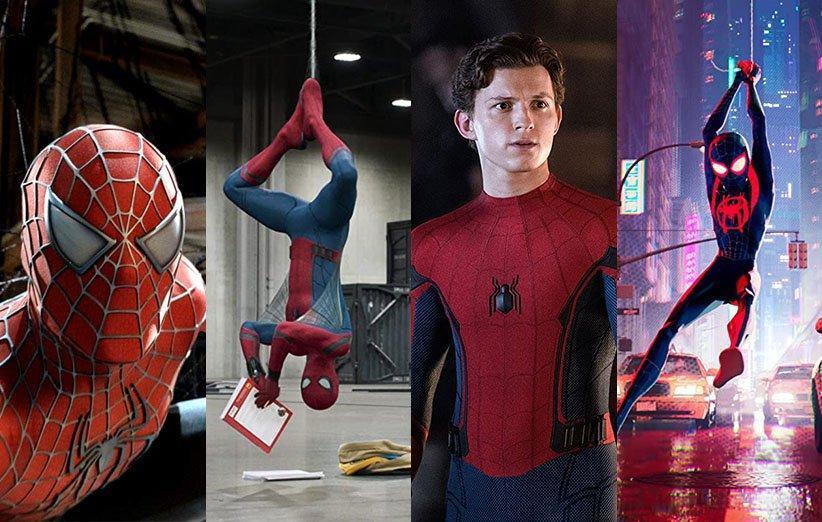 مجموعه فیلم های مرد عنکبوتی؛ از بدترین تا بهترین